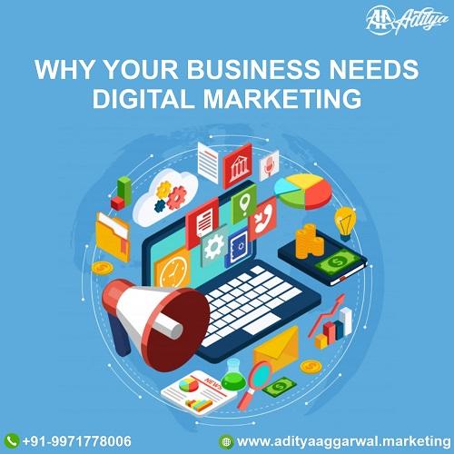 business needs digital marketing, importance of digital marketing in india, importance of digital marketing in today's scenario, why digital marketing is important for business, why digital marketing is important for small business, Why your business needs digital marketing